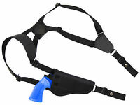 Barsony Vertical Gun Shoulder Holster For Rossi Navy Arms 6 Revolvers