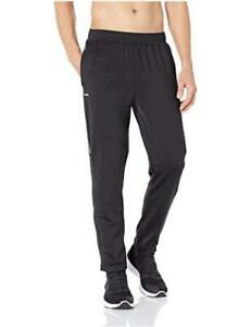 Essentials-Men-039-s-Knit-Performance-Training-Pant-Black-Size-Large