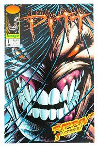 Pitt-1-1993-Image-Comics-1st-Full-App-of-Pitt-Dale-Keown-Cover-amp-Art-NM