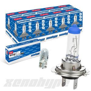 10x-H7-55W-amp-10x-W5W-T10-Autolampen-PX26d-12V-Xenohype-KFZ-Halogenlampen-Birnen