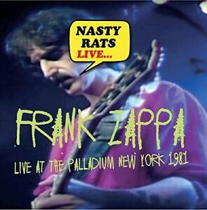 Frank-Zappa-Nasty-Rats-Live-Live-At-The-Palladium-New-York-1981-CD