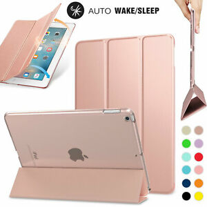 For-New-Apple-iPad-9-7-2018-2017-Smart-Slim-Magnetic-Leather-Stand-Case-Cover