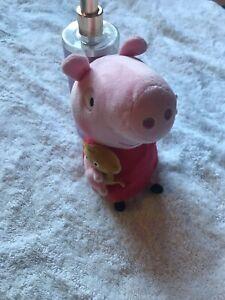 Peppa Pig Ty Beanie Baby Used