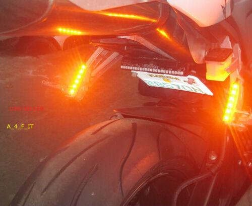 Yamaha Rhino Viking UTV Outlander Renegade Blinker Flasher Amber