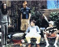 CHRISTOPHER RYAN  The Young Ones  TV Film Actor  HAND SIGNED Colour Photo