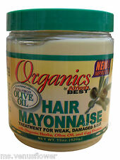 Africa's Best Hair Mayonnaise Formulated With Extra Virgin Olive Oil