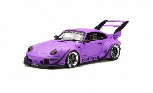 1 18 GT Spirit GT737 - Porsche 993 RWB redana Rauh Welt