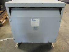 Acme 30 KVA 3 P Transformer 480d 208y/120 Cat # Tp-53312-3s