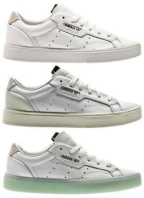 Adidas Originals Sleek W Sneaker Donna Scarpe Donna Scarpe da Skate | eBay