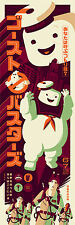 Confectionary Kaiju Ghostbusters Screen Print by Tom Whalen - Numbered - Mondo