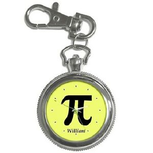 PI-SYMBOL-MATHS-GREEK-CUSTOMISED-NAME-KEYCHAIN-WATCH-BRILLIANT-GIFT-ITEM