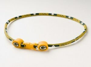 Green-Bay-Packers-21-034-Titanium-Sport-Necklace-New