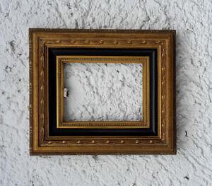 Fotorahmen Haffke Bronze Sehr schöner Bilderrahmen 19,2cm x 15,2cm
