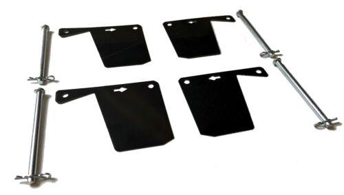 """New 16PB Brake Caliper Pad Hardware Kit Triumph TR6 GT6 1972-1976 3//16/"""" Pins"""