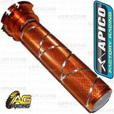 Apico REAR AXLE BLOCKS KTM EXC125 EXC150 EXC250 EXC200 EXC300 03-16 ORANGE
