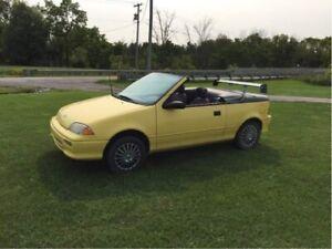 1991 Chevrolet Sprint sport