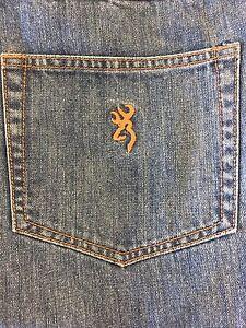 Hommes Browning Browning Jeans Bri2951 Hommes qpwgw