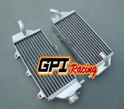 Fit Yamaha YZ450F//YZF//YZ 450 F 2010-2013 40MM aluminum alloy radiator 2011 2012