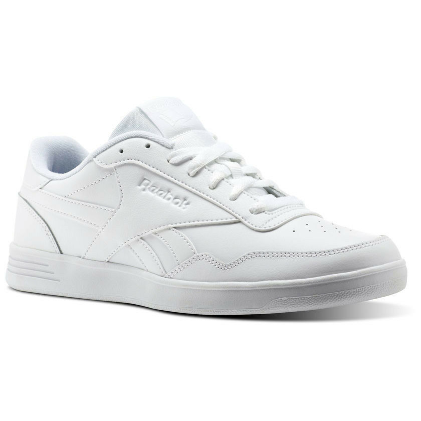 Reebok Royal Techque T hommes Chaussures Sneakers Leather blanc BS9088