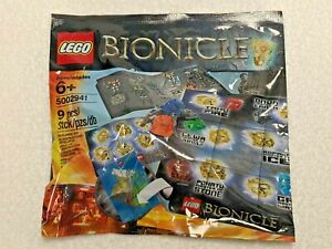 LEGO-Bionicle-Hero-Pack-5002941-NEW-Sealed-amp-Ready-to-Ship