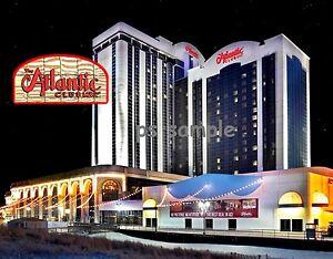 New Jersey Flexible Fridge MAGNET TRUMP CASTLE Atlantic City