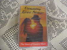 Cassette Country Love Songs  3 Cassette Tapes DMK32154-1,2,3 BMG Special Product