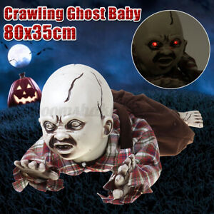 Animated-Crawling-Baby-Zombie-Scary-Ghost-Babies-Doll-Haunted-Halloween-Decor