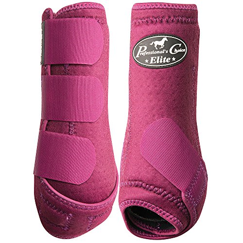 Professional's Choice Stiefel VenTECH Elite Medicine L Front Wine VE