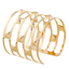 Punk-Women-Ladies-Gold-Plated-Hollow-Open-Wide-Bangle-Cuff-Bracelet-Jewelry-Gift thumbnail 21