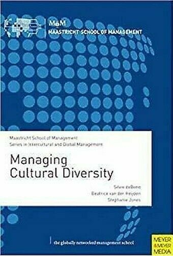 Managing Cultural Diversity von De Bono,