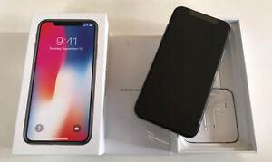 Apple iPhone X - 64 Go - Gris Sidéral (Photo)