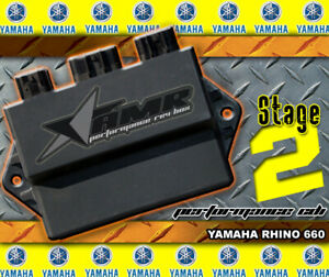 Brand New High Performance CDI Box For Yamaha rhino 660 YXR660FAH 4x4 Hunter 2004 2005 06