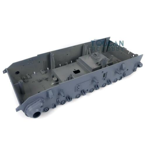HengLong 1//16 German Stug III RC Tank 3868 Chassis W//O electronic tracks wheels