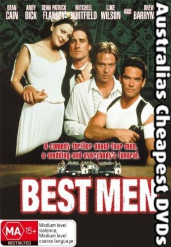 1 of 1 - Best Men DVD NEW,  FREE POSTAGE  WITHIN AUSTRALIA REGION 4