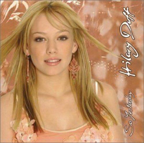1 von 1 - Hilary Duff So yesterday (US, 2003) [Maxi-CD]