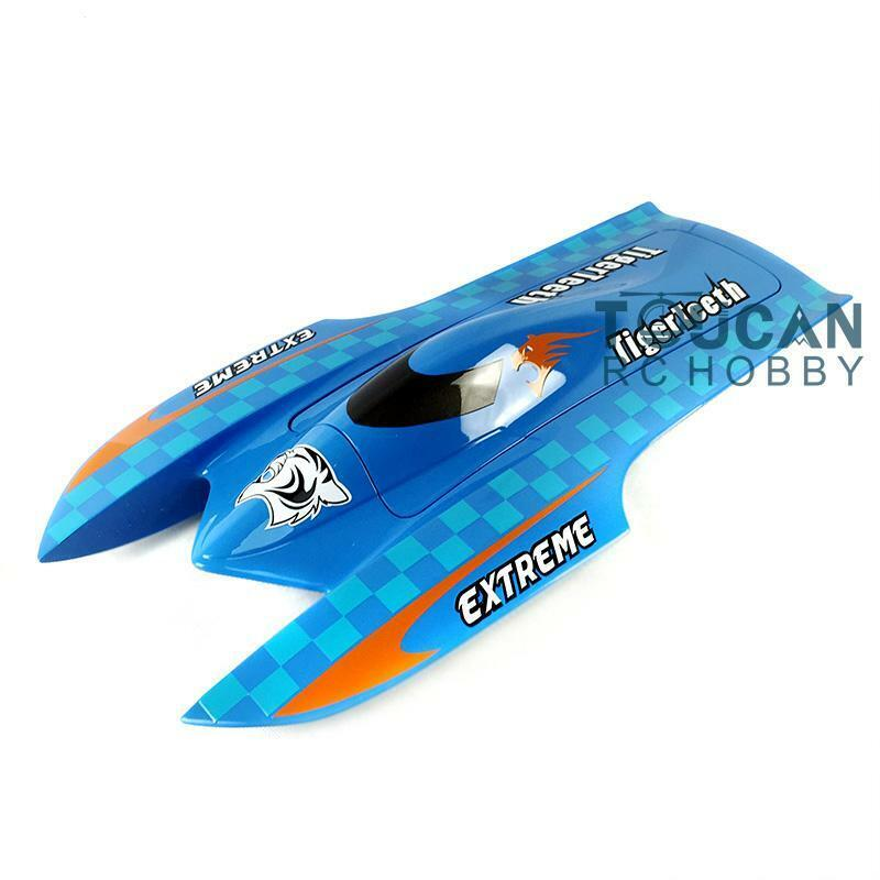 DT RC  Electric Boat Hull E22 Coloreeosso KIT Only for Advanced Player Racing  economico e di alta qualità