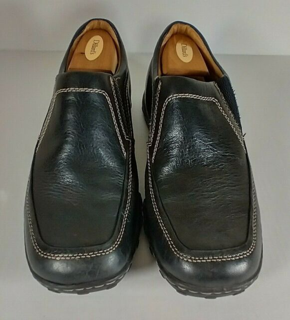 Born Size 12 M /w Slip on Black Leather