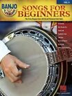 Banjo Play-Along: Songs for Beginners (Book/CD): Volume 6 by Hal Leonard Corporation (Mixed media product, 2015)