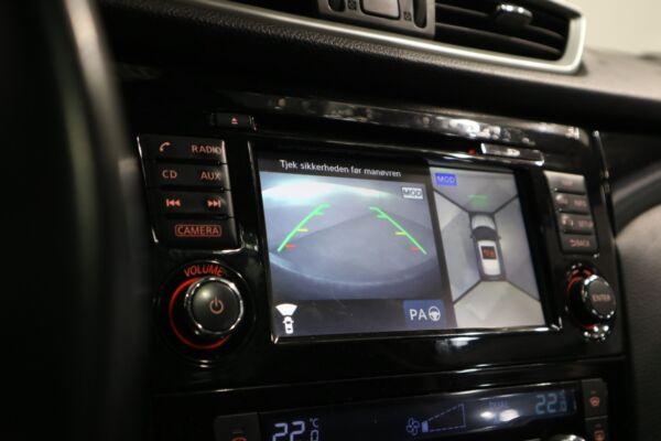 Nissan Qashqai 1,5 dCi 110 Tekna billede 7