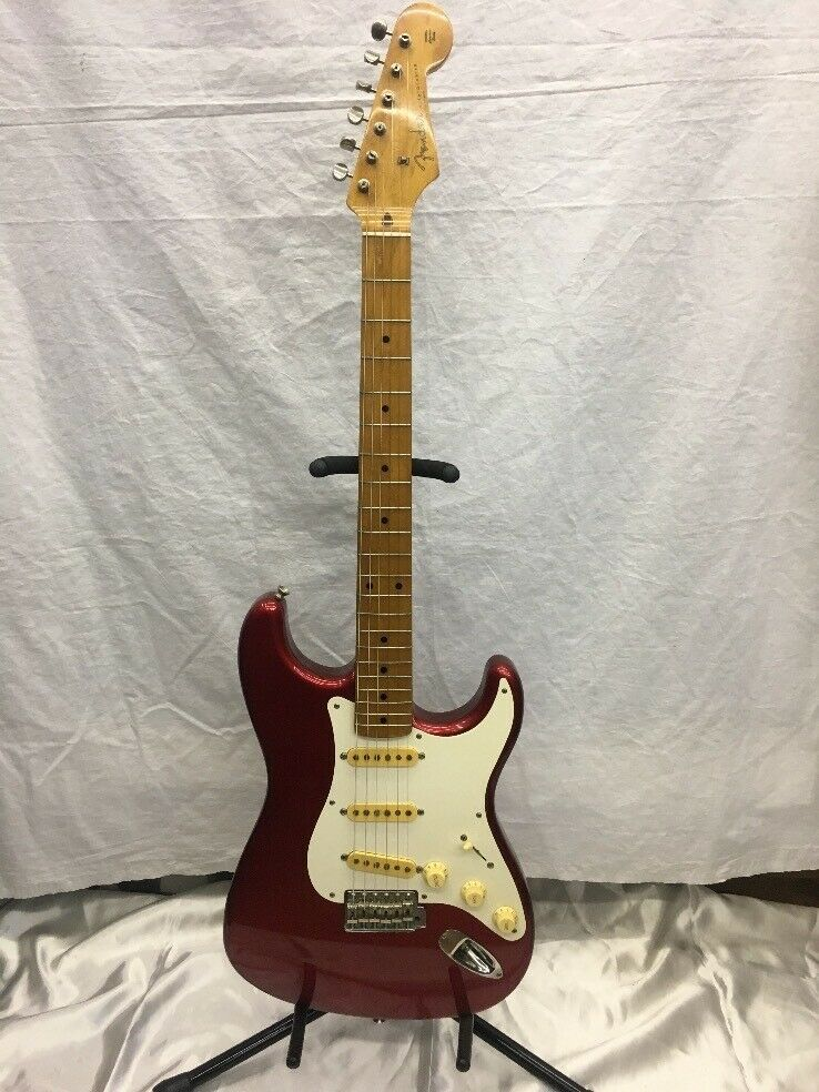 FenderJapan ST57 Stratocaster JAPAN beautiful rare EMS F S