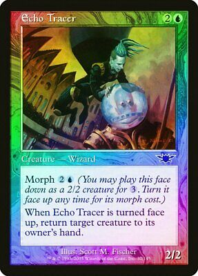 Mistform Sliver FOIL Legions HEAVILY PLD Blue Common MAGIC MTG CARD ABUGames