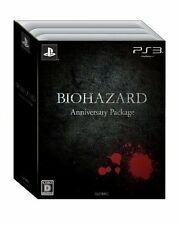 Used PS3 Biohazard Anniversary Package