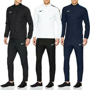 Nike Dri-Fit Woven Herren Trainingsanzug Anzug Sportanzug Jogginganzug