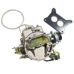 Details about New Two 2 Barrel Carburetor Carb 2100 For Ford 400 302 351 Cu  Jeep Engine 2150