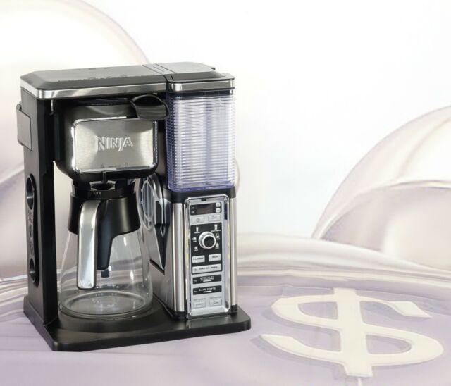 Ninja CF091 10-Cup Coffee Bar Glass Carafe System for sale ...