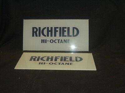 Richfield Flat Ad Glass AG447