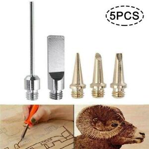 5pcs-Set-Soldering-Iron-Pen-Tip-Butane-Gas-Welding-Cutting-Heads-Torch-H8O5