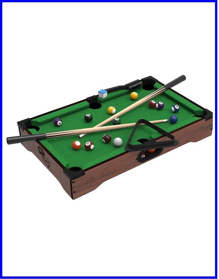 Big Time Pivot Pool Tabletop Portable Billiards Game With 16 Balls Rotating Piv Ebay