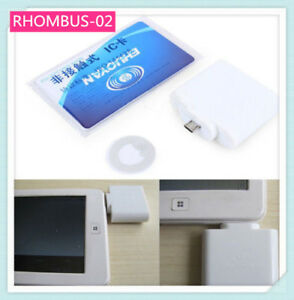 Adaptible RFID Reader for Android NFC Micro Usb 4/7 Bytes