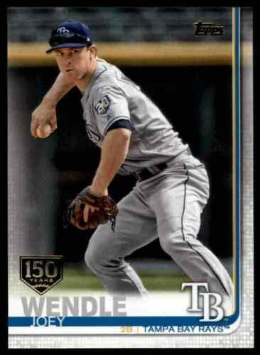 2019 TOPPS SERIES 1 GOLD FOIL 150 YEARS PARALLEL U PICK EM